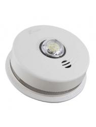Kidde P4010acledsca 120vac 2 In 1 Integrated Smoke Alarm